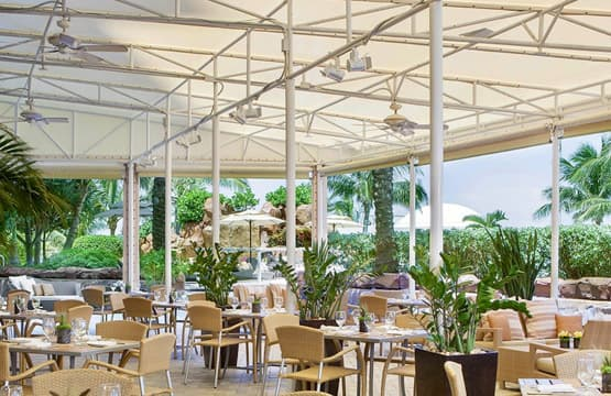 Dining Canopies
