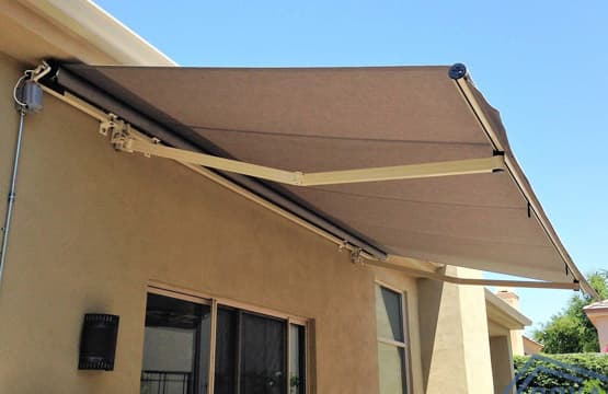 new retractable awning choices