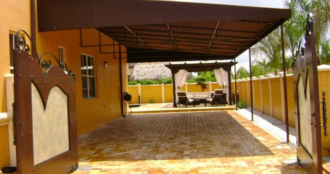 carport sa awning attached superior awnings carports aluminum